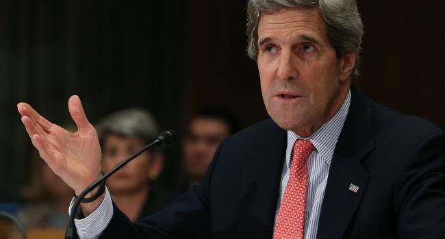 Керрі закликав розслідувати удари Росії і армії Асада як військові злочини