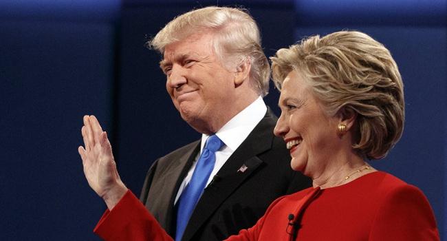 Клинтон опережает Трампа на5% — Выборы вСША