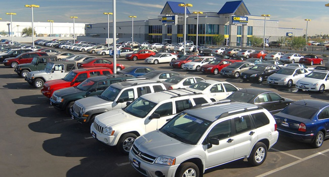 Рынок подержанных авто вырос всередине сентября в10 раз