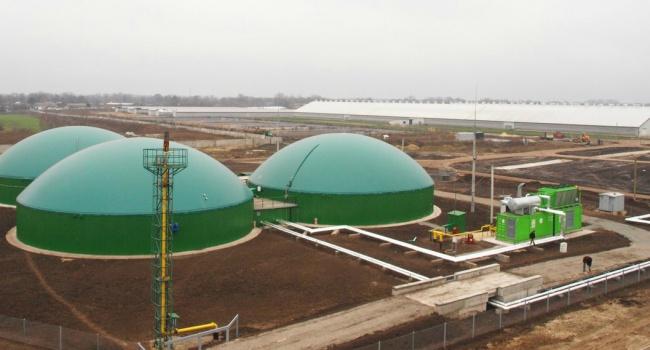 На Кировоградщине появится мощный биогазовый реактор