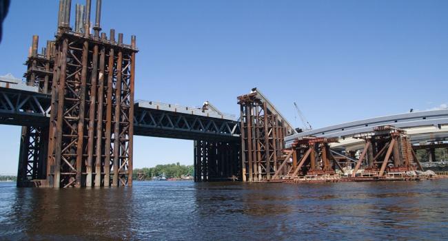 Через Дунай построят мост— Порошенко