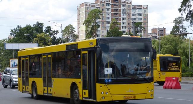ВКиеве появятся 5 новых автобусных маршрутов