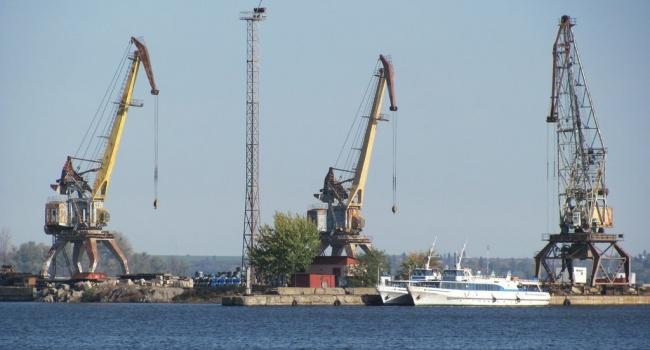 В Бердянском порту появится новый терминал
