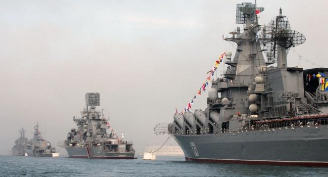 Вокупованому Криму російські моряки потопили дві бойові ракети— ГУР