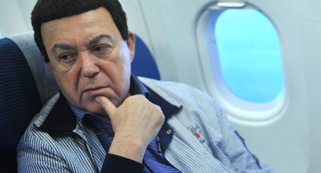 Кобзон вновь мчит взахваченный Донецк— Песня неспета