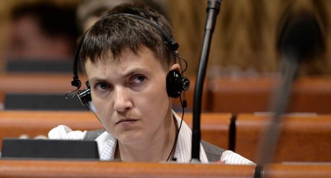 Савченко збрехала про кружляння навколо «ДНР»: вона була наокупованому Донбасі
