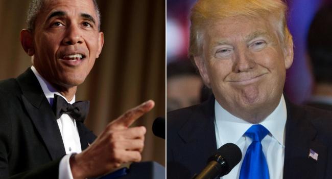 Обама заявляє, щоТрамп непридатний для посади президента США