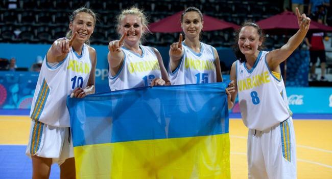 Украинские баскетболистки уступили чешкам в финале ЧМ