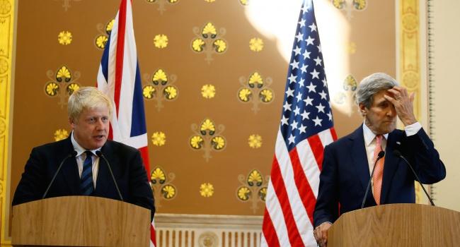 США таВеликобританія розглядають можливість нових санкцій проти Росії
