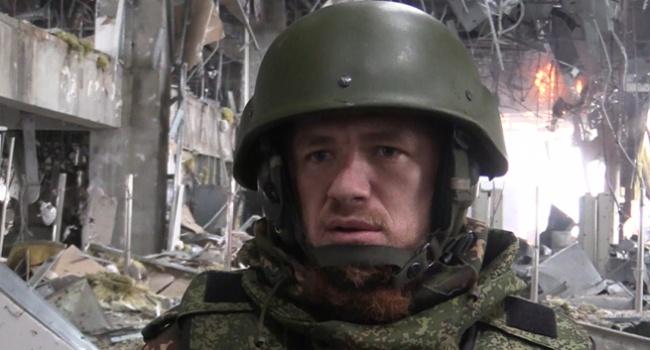 Служба безопасности Украины подтвердила смерть  Моторолы вДонецке