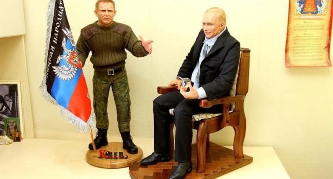 В оккупированном Донецке появилась «путинская чебуречная»