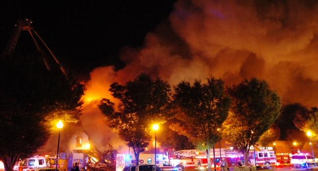 Впожаре в клинике Индии погибли неменее 20 человек