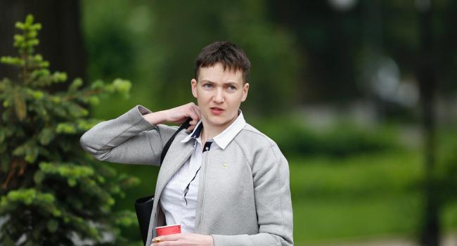 Савченко записала яркое признание главарю ДНР