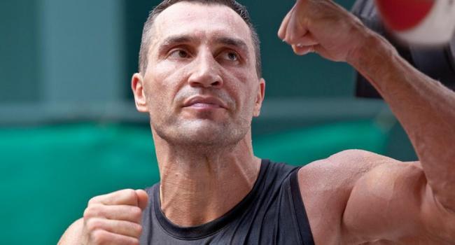 Следующий бой Кличко состоится 10 декабря