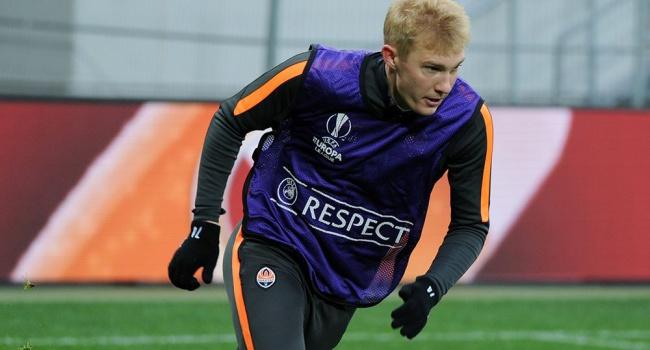 Назван самый талантливый украинский футболист среди молодежи