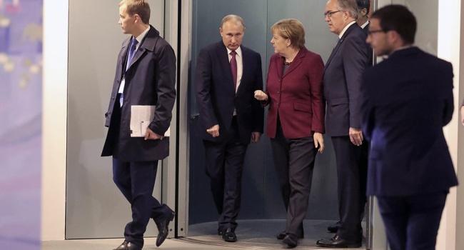Пономарь: процесс мягкой капитуляции России