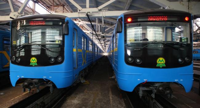 Японская компания передаст Киеву 15 модернизированных вагонов метро