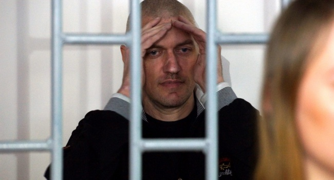 Російська правозахисниця заявила, щоКлих збожеволів у СІЗО
