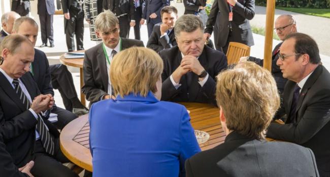 Порошенко закрыл рот не только Путину, но и всем критикам, показав, что для него на первом месте Украина – блогер