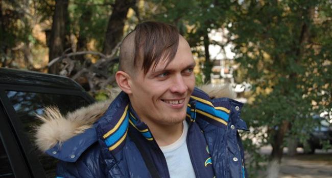 Александр Усик стал лучшим боксером года