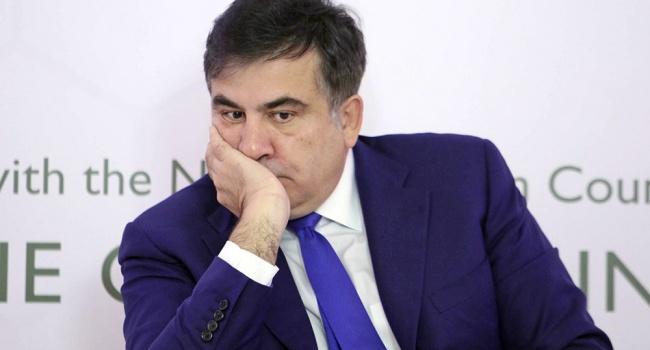 Власти Грузии поведали, как несладко придется Саакашвили на отчизне