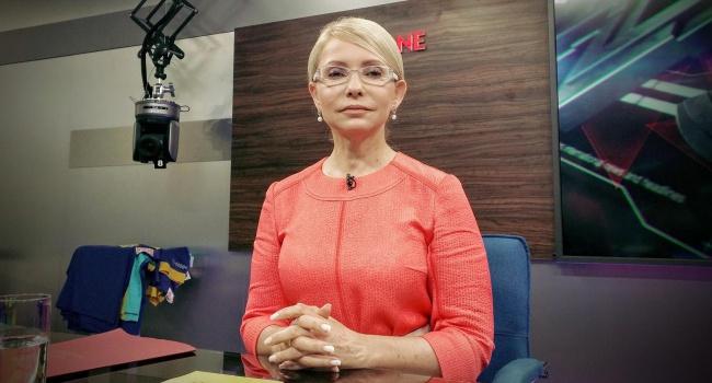 Мирослав Олешко: Уже нет никаких сомнений. Юлия Тимошенко сотрудничает с Путиным