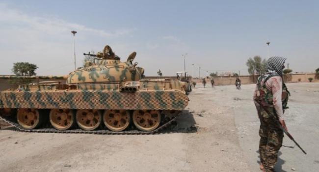 Турция отказалась участвовать воперации вАлеппо