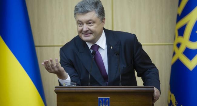 Порошенко пообещал украинцам с2017 года поднять заработной платы — Очередная часть лжи