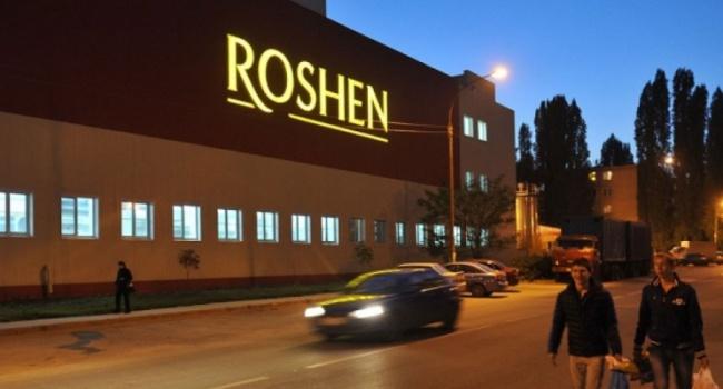 ВRoshen поведали, сколько денег получили отфабрики в РФ