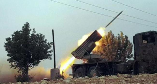 Сирийские повстанцы начали наступление навойска Асада