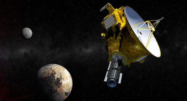 НАСА получило «горшок золота» отNew Horizons