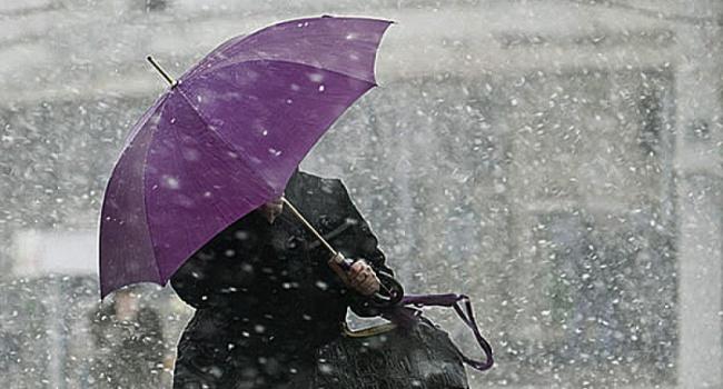 Синоптики обещали столице декабрьскую погоду наначало ноября