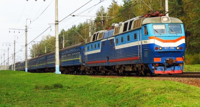 ИзКонстантиновки сейчас можно добраться напоезде доПолтавы
