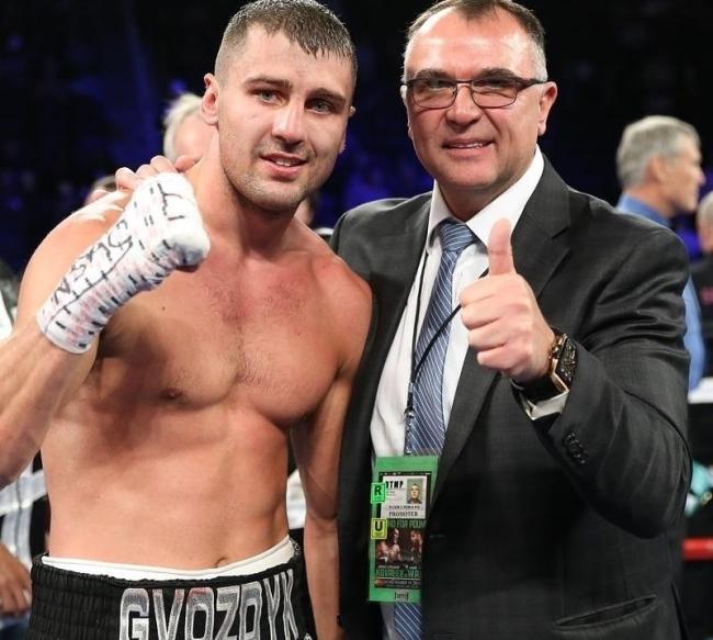 На вечере бокса Гвоздик одержал еще одну красивую победу - видео