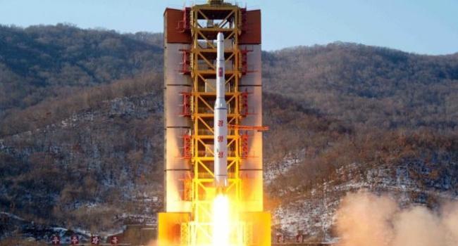 КНДР испытает ракету вближайшие часы