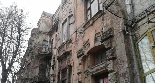 ВКиеве необходимо капитально чинить каждый 2-ой дом