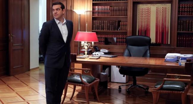 ВГреции новое руководство приведено кприсяге