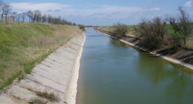 Водных ресурсов Крыма хватит только для 43% населения оккупированного полуострова