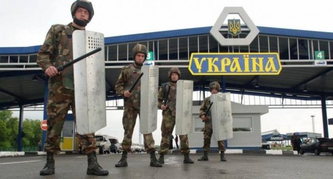 Доник анонсировал закон оограничении заезда натерриторию государства Украины определенных граждан России