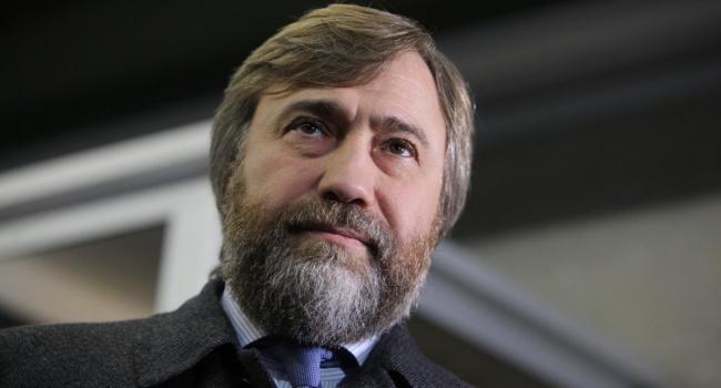 Новинского могут объявить вмеждународный розыск— Луценко