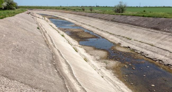 Исследование: Воды вКрыму хватит только для «избранных»