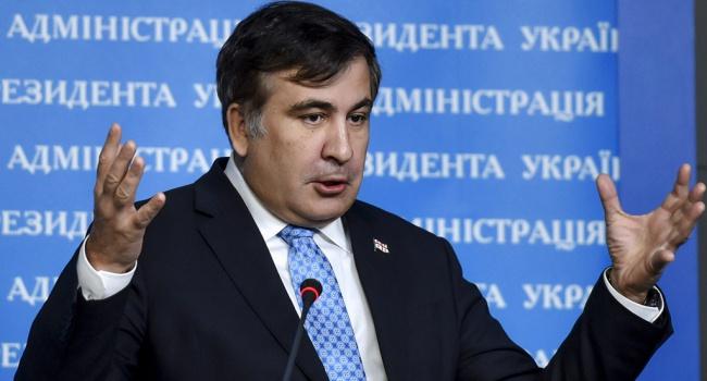 Кто займет место Саакашвили?