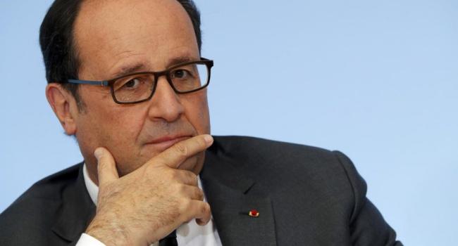 Победа Трампа открывает период неопределенности— Олланд
