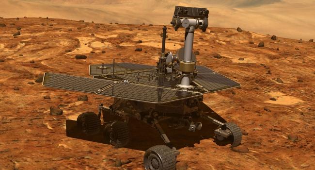 Планетологи: Марс уже множество млн. лет остается безводной пустыней