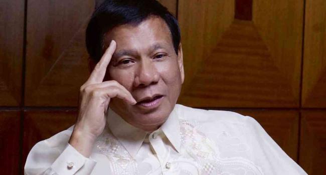 Я готов сесть в тюрьму, - президент Филиппин