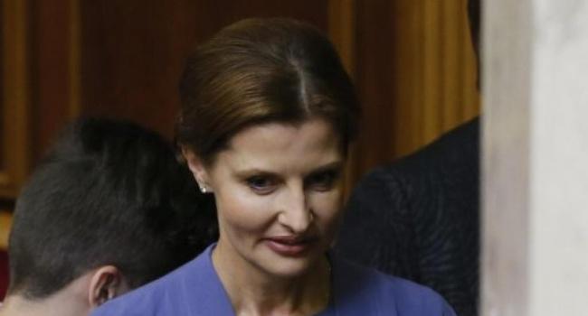 """«""""Женщиной III тысячелетия""""» стала жена Порошенко"""