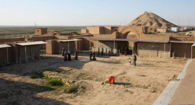 Іракські урядові війська звільнили від ІД столицю древньої Ассирії