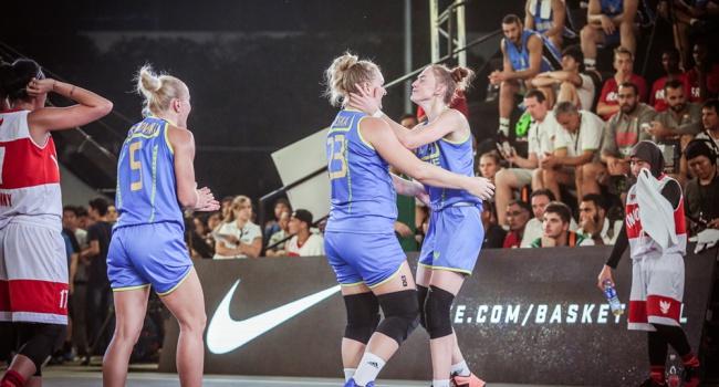 Украинская баскетболистка вошла втоп-10 мирового рейтинга