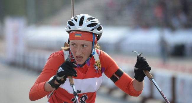 Биатлонистку Абрамову дисквалифицировали за допинг