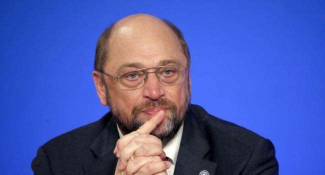 Европарламент готов квведению безвиза с государством Украина — Шульц